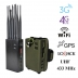 EO-10 High Power Military Cell Phone GPS WiFi Lojack 433/315/868MHz Jammer